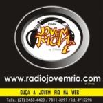 Logo da emissora Rádio Jovem Rio