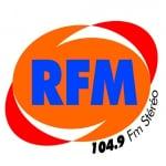 Logo da emissora Radio RFM 104.9