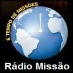 Logo da emissora Rádio Missão