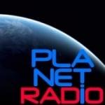 Logo da emissora Planet Radio
