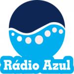 Logo da emissora Rádio Azul FM