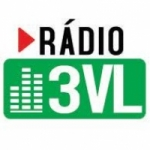 Logo da emissora Rádio 3VL