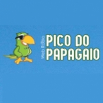 Logo da emissora Pico do Papagaio Web Rádio
