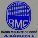Logo da emissora Rádio Mirante 870 AM