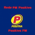 Logo da emissora Rede FM Positiva