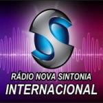 Logo da emissora Rádio Nova Sintonia Internacional