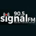 Logo da emissora Radio Signal 90.5 FM