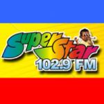 Logo da emissora Radio Superstar 102.9 FM