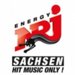 Logo da emissora Energy FM Sachsen 100.2 FM