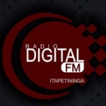 Logo da emissora Rádio Digital FM Itape