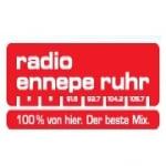 Logo da emissora Ennepe Ruhr 104.2 FM