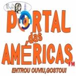 Logo da emissora Rádio Portal das Américas