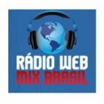 Logo da emissora Rádio Web Mix Brasil