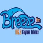 Logo da emissora Radio Cayman 2 Breeze 91.9 105.3 FM