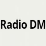 Logo da emissora Rádio DM