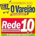 Logo da emissora Varejão Rede 10