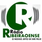 Logo da emissora Ribeirãoense FM