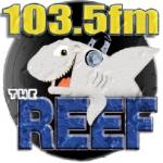 Logo da emissora WAXJ 103.5 FM