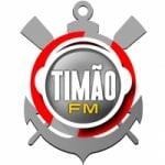 Logo da emissora Timão FM