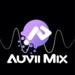 Logo da emissora Auvii Mix