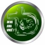 Logo da emissora Rádio Deus Ama Você