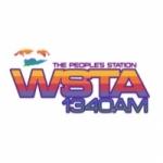 Logo da emissora Radio The People's Station 1340 AM