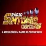 Logo da emissora Rádio Sintonia Certa