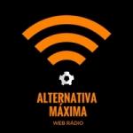 Logo da emissora Alternativa Máxima
