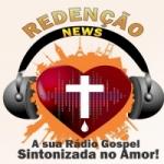 Logo da emissora Redenção News