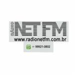 Logo da emissora Rádio Net Fm