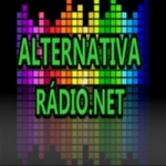 Logo da emissora Alternativa Rádio Net