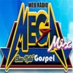Logo da emissora Web Rádio Mega Mix Gospel