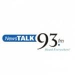 Logo da emissora Radio NewsTalk 93.1 FM