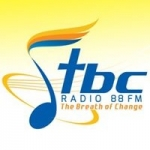 Logo da emissora TBC Radio 88 FM