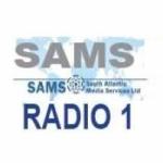 Logo da emissora SAMS Radio 1 FM 102.7
