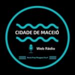 Logo da emissora Rádio Cidade de Maceió