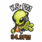 Logo da emissora Radio KS 94.9 FM