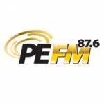 Logo da emissora Radio PE 87.6 FM
