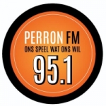 Logo da emissora Radio Perron 95.1 FM