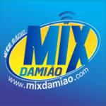 Logo da emissora Mix Damião