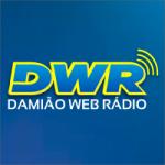 Logo da emissora Damião Web Rádio
