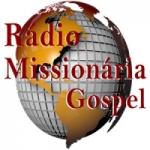 Logo da emissora Rádio Missionária Gospel