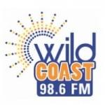 Logo da emissora Wild Coast FM 98.6