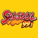 Logo da emissora Radio Salsoul 99.1 FM