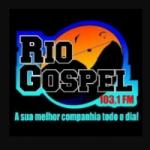 Logo da emissora Rio Gospel FM