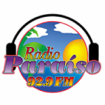 Logo da emissora Radio Paraiso 92.9 FM