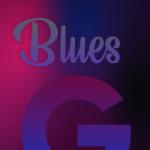 Logo da emissora Geração Blues