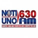 Logo da emissora Radio Uno 630 AM