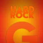 Logo da emissora Geração Hard Rock