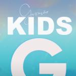 Logo da emissora Geração Kids
